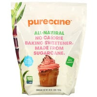 Purecane, No Calorie Baking Sweetener, 48 oz (1362 g)