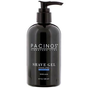 Pacinos, Shave Gel, Cooling, 8 fl oz (236 ml) отзывы