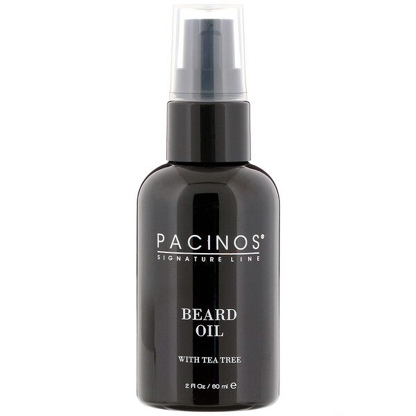 Pacinos, Beard Oil, 2 fl oz (60 ml)