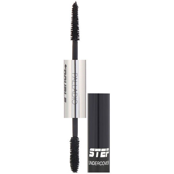 Double Agent, Faux Lash Effect Mascara, Jet Black, 0.19 fl oz (5.5 ml)