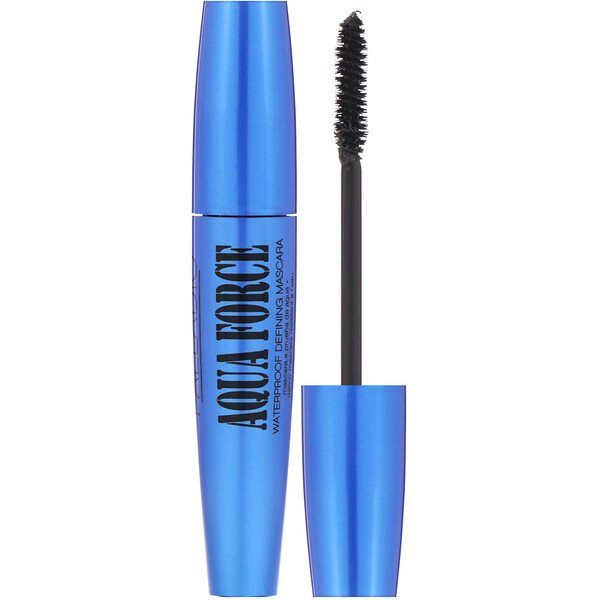 Palladio, Aqua Force Waterproof Defining Mascara, 0.34 fl oz (10 ml) (Discontinued Item)