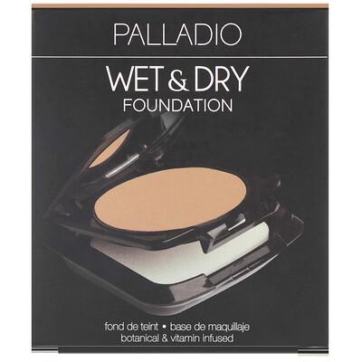 Купить Palladio Тональная основа для нанесения в сухом или увлажненном виде, оттенок «Натуральный», 8г