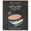 Palladio, Wet & Dry Foundation, Laurel Nude, 0.28 oz (8 g)