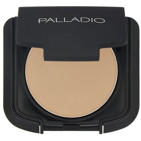 Palladio, Wet & Dry Foundation, Natural Clary, 0.28 oz (8 g) (Discontinued Item)