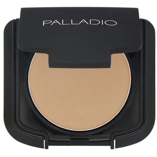 Palladio, كريم أساس للبشرة المبللة والجافة، سُمرة دائمة، 0.28 أوقية (8 جم)