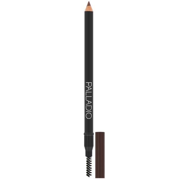 Palladio, Brow Pencil, Dark Brown, 0.035 oz (1 g)