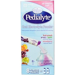 Педиалайт, Oral Electrolyte Powder, Variety Pack, 8 Powder Packets, 0.3 oz (8.5 g)  Each отзывы