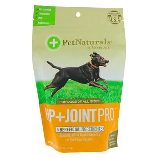 Pet Naturals of Vermont, Hip + Joint Pro, For Dogs, 60 Chews, 11.2 oz (318 g)
