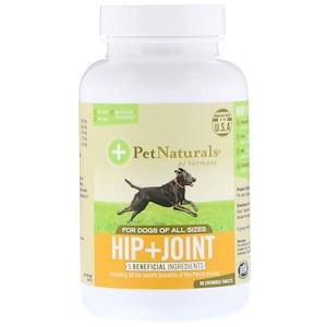 Пэт Нэчуралс оф Вермонт, Hip + Joint, For Dogs of All Sizes, 90 Chewable Tablets отзывы покупателей