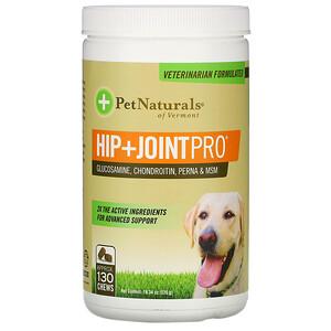 Пэт Нэчуралс оф Вермонт, Hip + Joint Pro, For Dogs, 130 Chews, 18.34 oz (520 g) отзывы покупателей