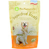 Pet Naturals of Vermont, Superfood Treats for Dogs, Homestyle Chicken Recipe, 100+ Treats, 8.5 oz (240 g)
