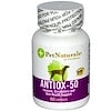 Pet Naturals of Vermont, Antiox-50, For Medium Size Dogs, 60 Capsules (Discontinued Item)