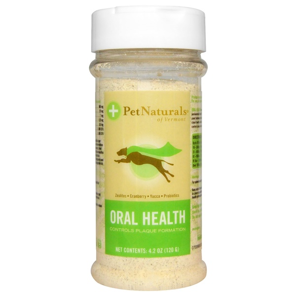Pet Naturals of Vermont, Oral Health, For Dogs, 4.2 oz (120 g) (Discontinued Item)