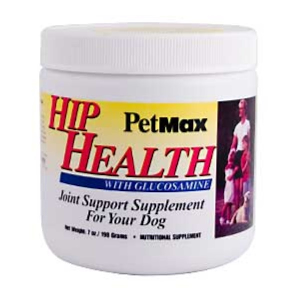 PetMax Naturals, Hip Health with Glucosamine for Dogs, 7 oz (198 g) (Discontinued Item)