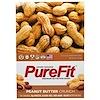 PureFit Bars, Premium Nutrition Bars, Peanut Butter Crunch, 15 Bars, 2 oz (57 g) Each