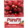 PureFit Bars, Premium Nutrition Bars, Berry Almond Crunch, 15 Bars, 2 oz (57 g) Each