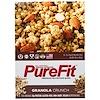 PureFit Bars, Premium Nutrition Bars, Батончики Хрустящей Гранолы, 15 штук по 2 унции (57 г) каждая