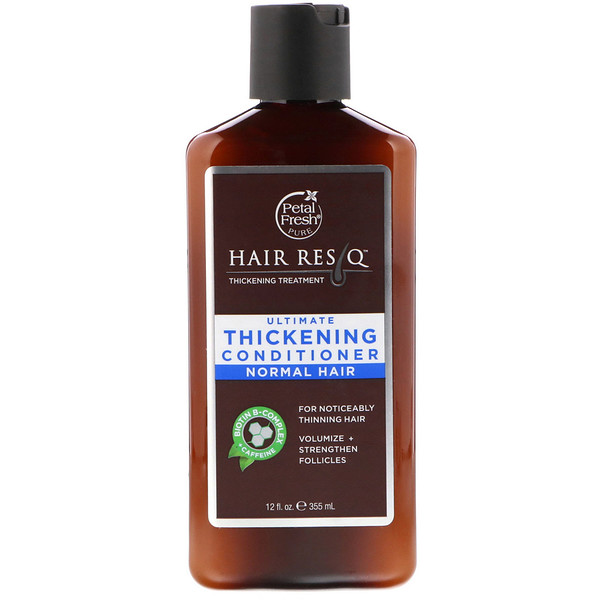 Pure, Hair ResQ, Ultimate Thickening Conditioner, Normal Hair, 12 fl oz (355 ml)