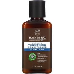 Petal Fresh, Hair ResQ,高級豐盈護髮素,中性髮質,2 盎司(60 毫升)