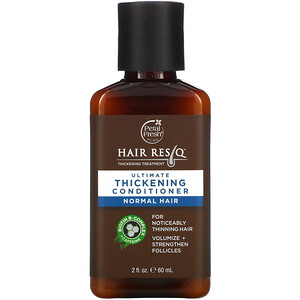Petal Fresh, Hair ResQ, Ultimate Thickening Conditioner, Normal Hair, 2 fl oz (60ml)