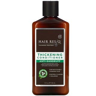 Petal Fresh, Hair ResQ, Thickening Conditioner, Anti Dandruff, 12 fl oz (355 ml)