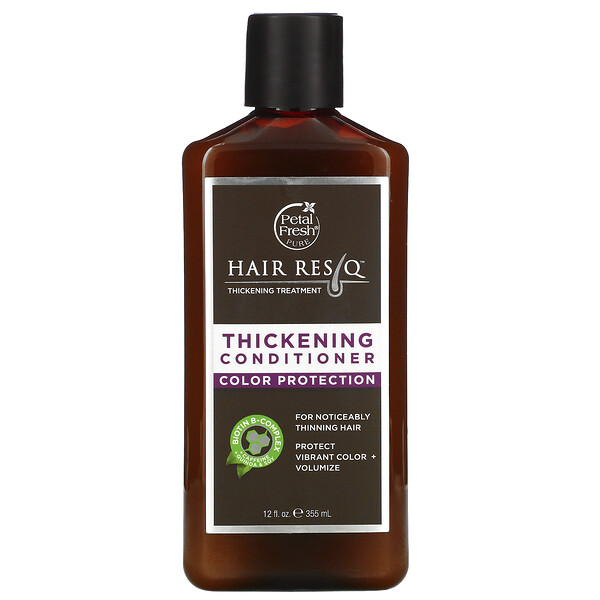 Hair Rescue, Thickening Treatment Conditioner, Color Protection, 12 fl oz (355 ml)