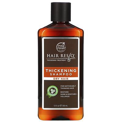 Купить Petal Fresh Hair ResQ, шампунь для густоты волос, для сухих волос, 355мл (12жидк.унций)