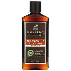 Petal Fresh, Hair ResQ,育髮洗髮水,乾性髮質,12 盎司(355 毫升)