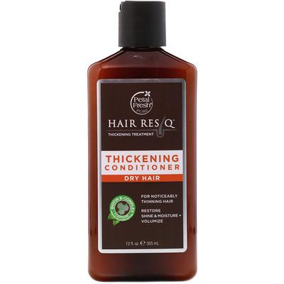 Купить Серия Pure, восстановление волос, кондиционер для истонченных волос, для сухих волос, 12 жидких унций (355 мл)