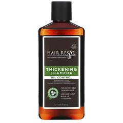 Petal Fresh, Hair ResQ,豐盈洗髮水,控油,12 盎司(355 毫升)