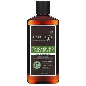 Пэтал Фрэш, Hair ResQ, Thickening Shampoo, Oil Control, 12 fl oz (355 ml) отзывы покупателей