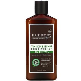 Petal Fresh, Hair ResQ, Thickening Conditioner, Oil Control, 12 fl oz (355 ml)