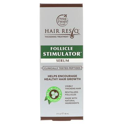 Купить Petal Fresh Hair ResQ, Лечение для густоты волос, Сыворотка для стимуляции фолликулов, 2 ж. унц.(60 мл)