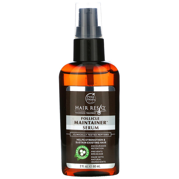 Petal Fresh, Hair ResQ, Follicle Maintainer, 2 fl oz (60 ml)