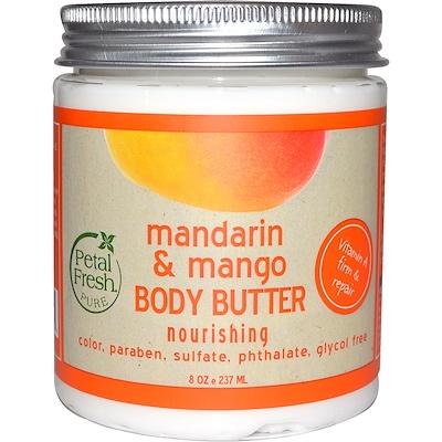 Купить Pure, Масло для тела, питательное, мандарин и манго, 8 унций (237 мл)