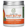 Petal Fresh, Pure, Body Butter, Nährend, Mandarine & Mango, 8 oz (237 ml)