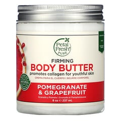 Petal Fresh, 緊雅身體乳,石榴和葡萄柚,8 盎司(237 毫升)