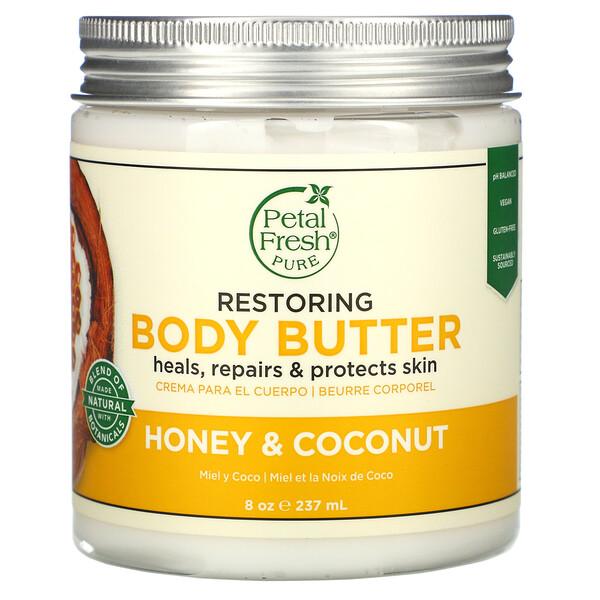 Restoring Body Butter, Honey & Coconut, 8 oz (237 ml)