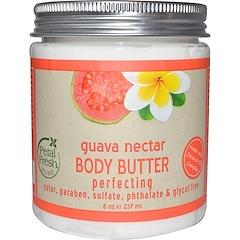 Petal Fresh, زبدة ترطيب الجسم للحمايه برحيق الجوافه ٨ أونصه (٢٣٧ملى) Pure