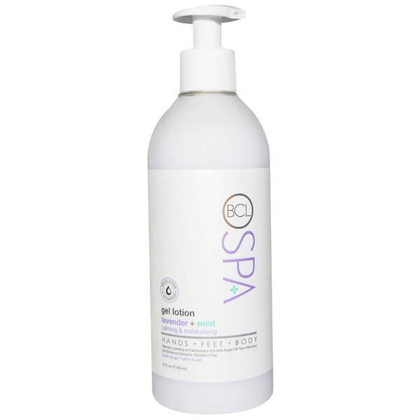 Petal Fresh, BCL Spa, Gel Lotion, Lavender + Mint, 12 fl oz (355 ml) (Discontinued Item)