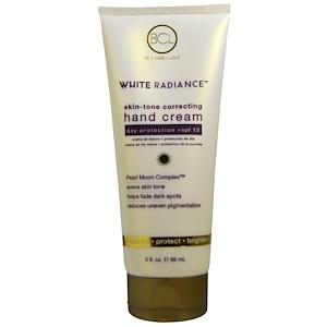 Пэтал Фрэш, White Radiance, Skin-Tone Correcting Hand Cream, SPF 15, 3 fl oz (88 ml) отзывы