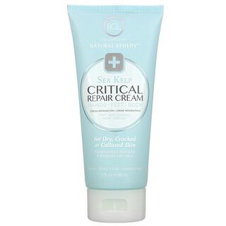 BCL, Be Care Love, Natural Remedy, Critical Repair Cream, 3 fl oz (89 ml)