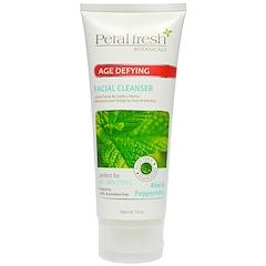 Petal Fresh, Botanicals, Age Defying, Facial Cleanser, Aloe & Peppermint, 7 fl oz (200 ml)