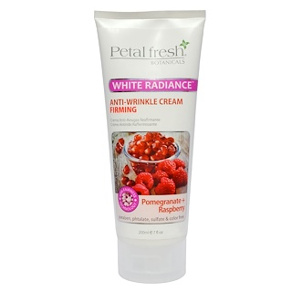 Petal Fresh, Botanicals, Anti-Wrinkle Cream, Firming, Pomegranate + Raspberry, 7 fl oz (200 ml)