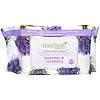 Petal Fresh, Botanicals, Успокаивающие салфетки для лица, Лаванда & розмарин, 60 салфеток