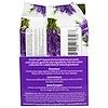 Petal Fresh, Botanicals, Besänftigende & Heilende Feuchttücher, Lavendel & Rosmarin, 30 Feuchttücher