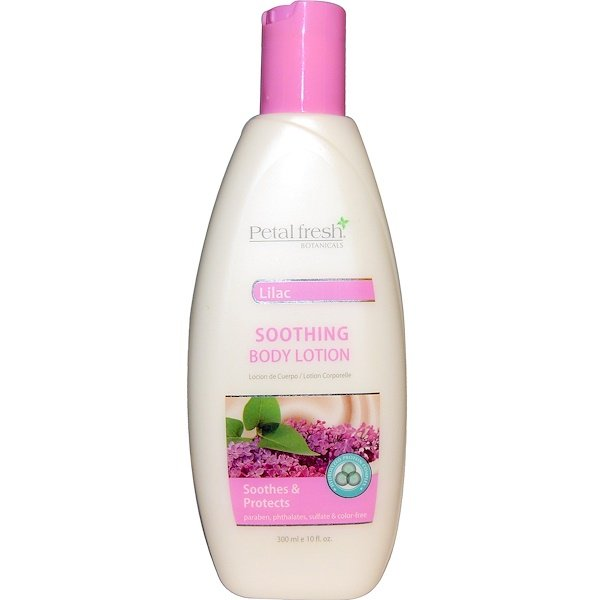 Petal Fresh, Botanicals, Soothing Body Lotion, Lilac, 10 fl oz (300 ml) (Discontinued Item)
