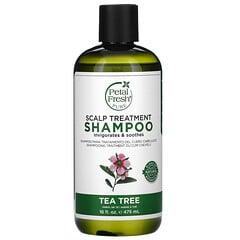 Petal Fresh, 頭皮護理洗髮水,茶樹,16 液量盎司(475 毫升)