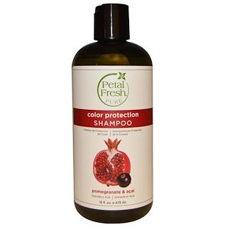Petal Fresh, Pure, Shampoo, Color Protection, Pomegranate and Acai, 16 fl oz (475 ml)
