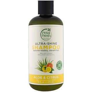 Petal Fresh, Pure, Shampoo, Ultra-Shine, Aloe and Citrus, 16 fl oz (475 ml)